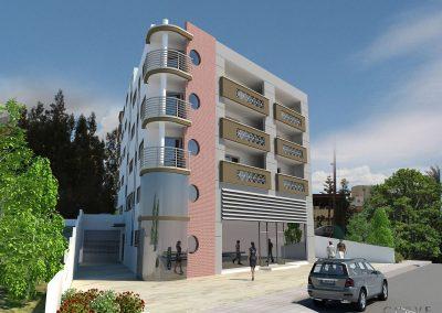 G. Kallenos Building - Latsia 3