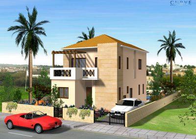 Type A Villa 3