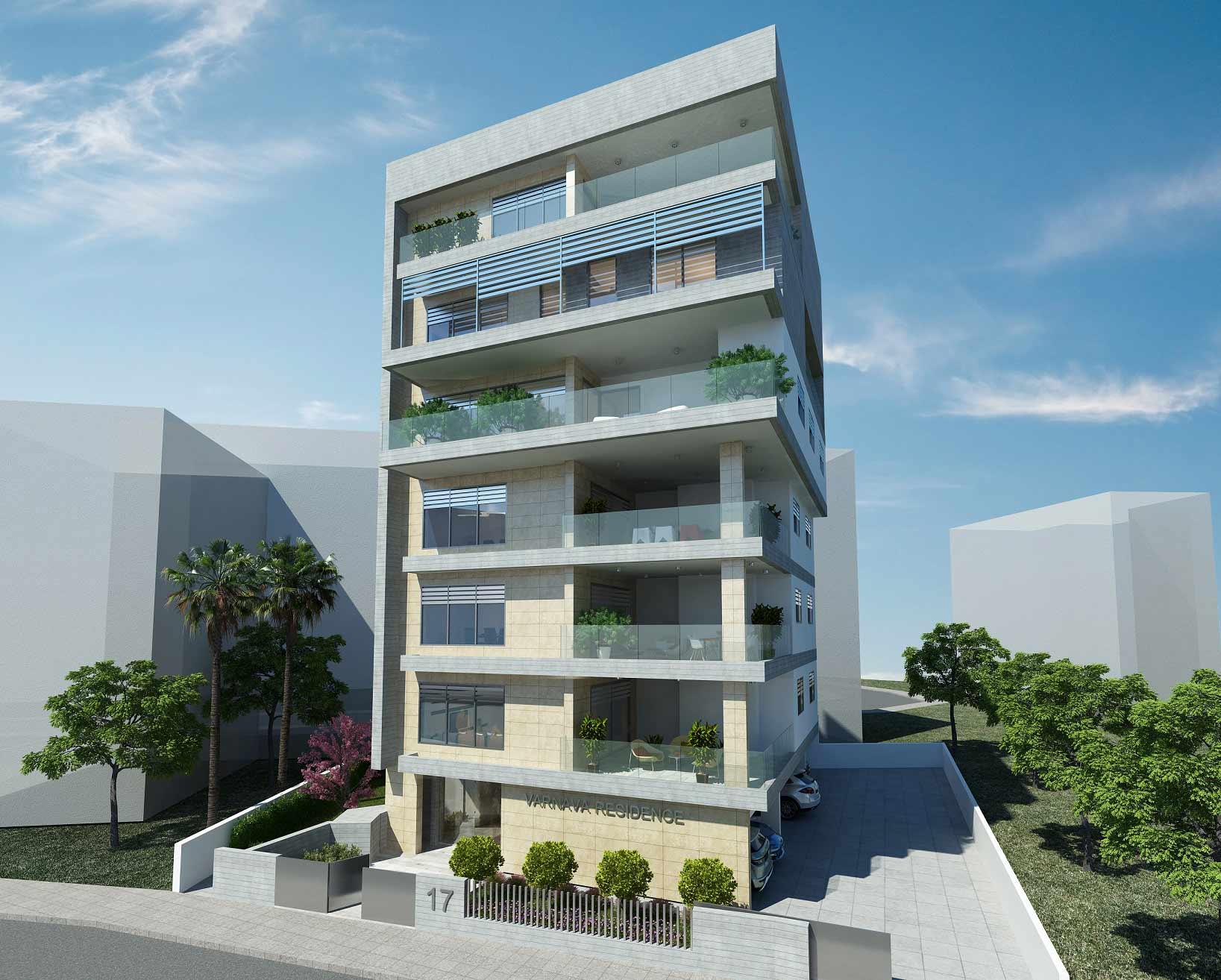 Varnava Residence Header
